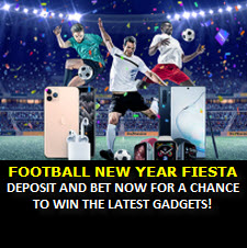 Football New Year Fiesta
